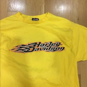 Harley Davidson Cedar Rapids Metro shirt sz XL